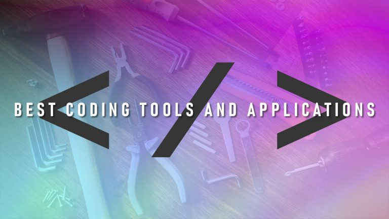 Best Coding Tools and Applications In 2019