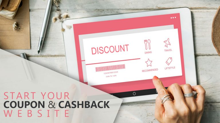 How To Start Your Coupon & Cashback Website
