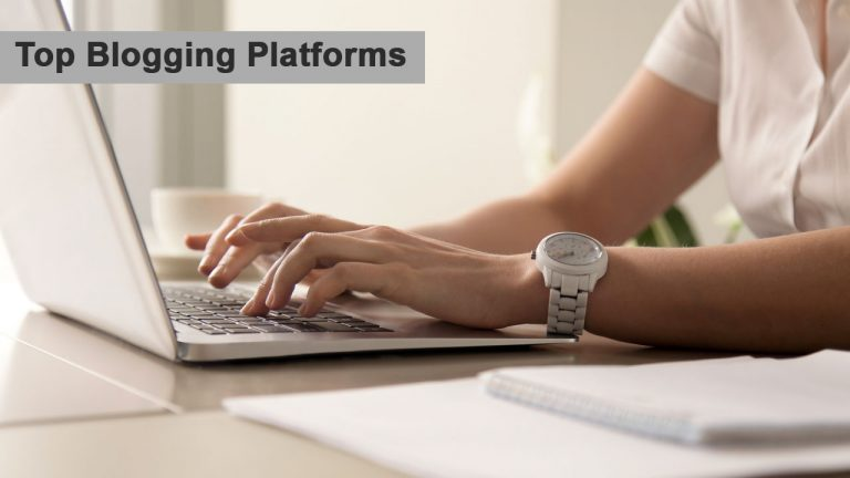 Top Blogging Platforms