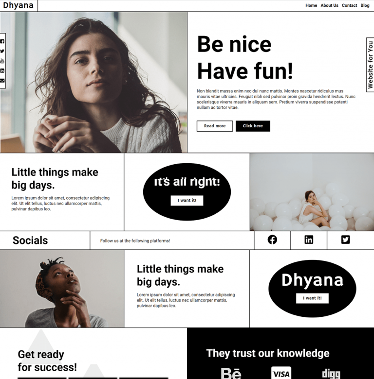 Dhyana Just another WPKoi site