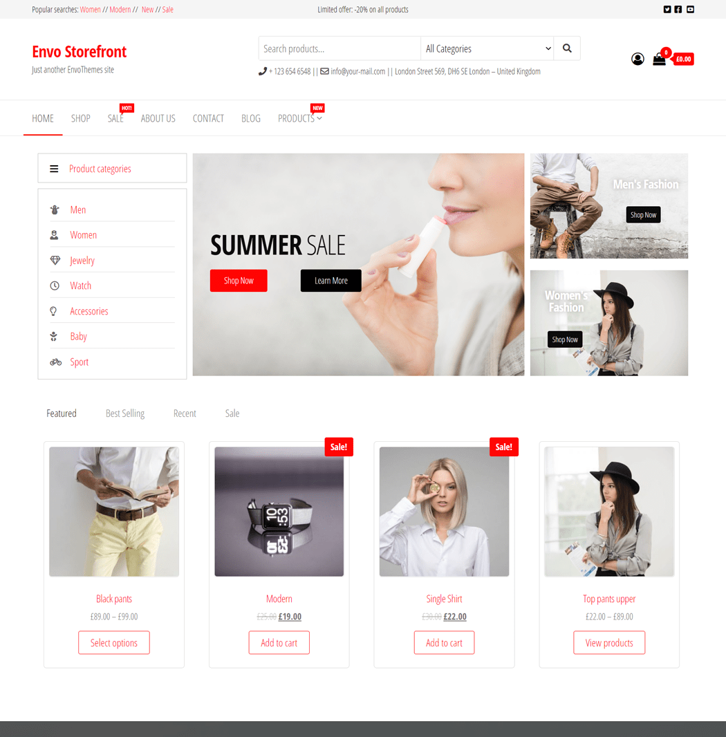 Envo-Storefront-WordPress-Theme